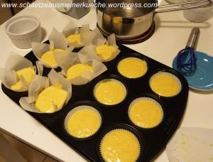 Cakes im Förmchen