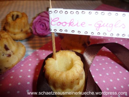 Cookie-Guglhupfe