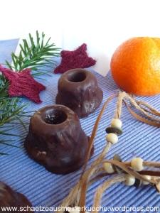 Guglhupf mti Schokolade
