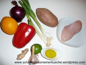 Produkte Süßkartoffelmedaillons