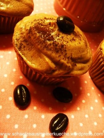 Cappuccino-Cupcakes