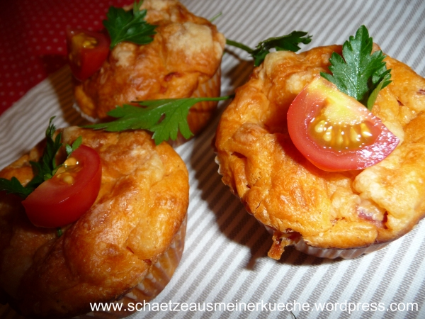 Pizzamuffins 1