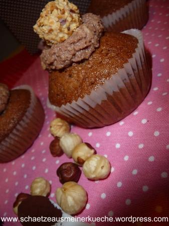 Rum-Cupcakes