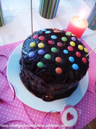 Fantastische Geburtstagstorte