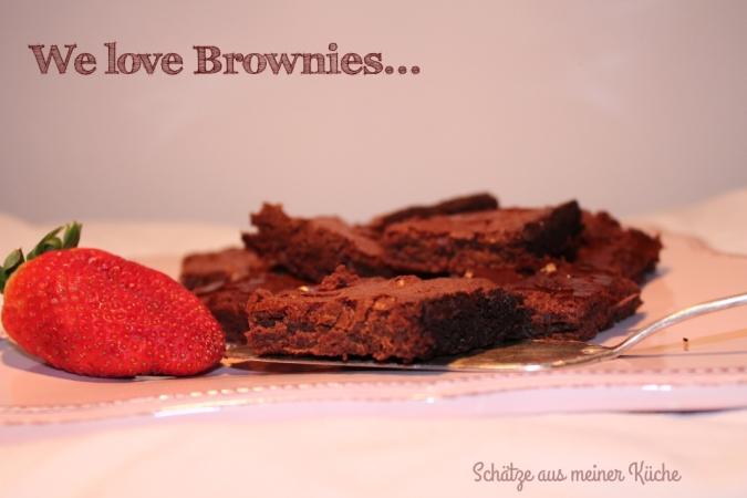 brownies zum 4 monatigen sch tze aus meiner k che. Black Bedroom Furniture Sets. Home Design Ideas