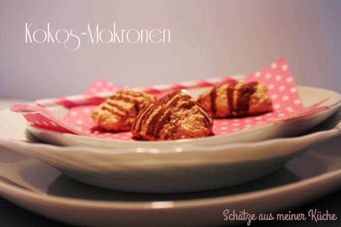 Kokos-Makronen