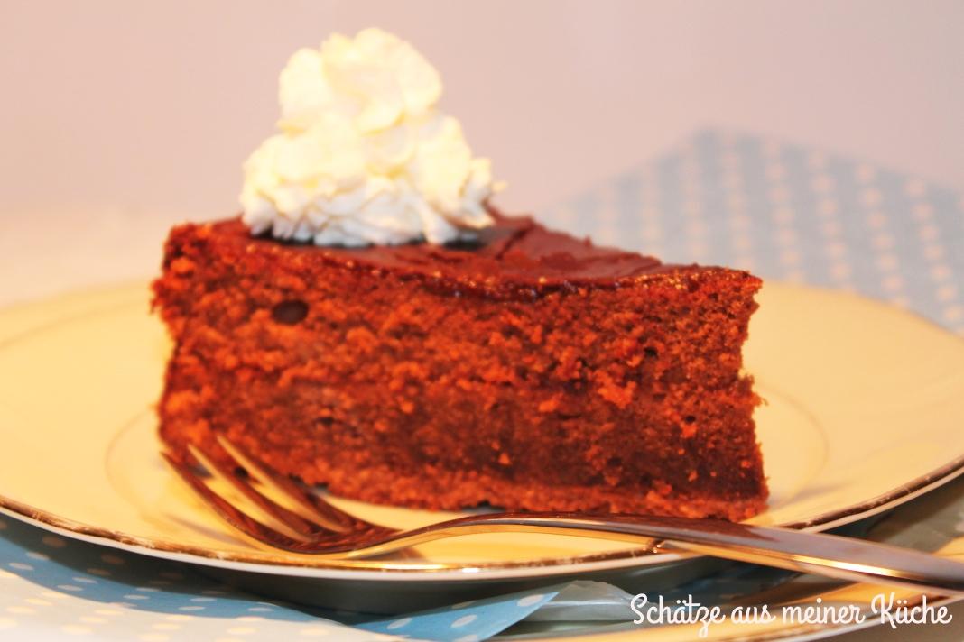 Sacher Torte Schatze Aus Meiner Kuche
