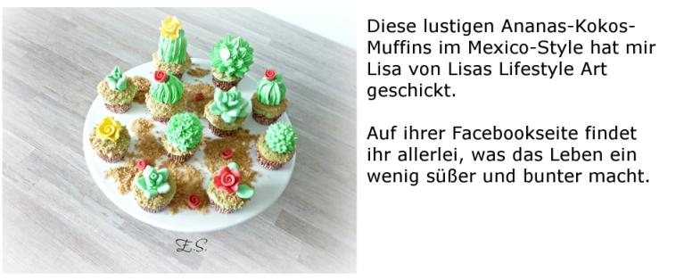 Ananas-Kokos-Muffins