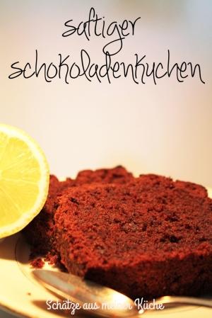 Schokoladenkuchen Dr. Oetker