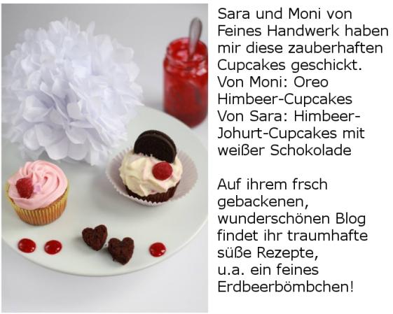 Feines Handwerk Cupcakes