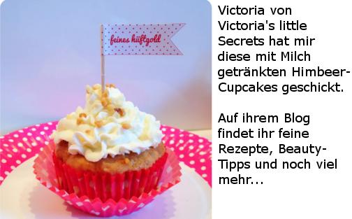 Himbeer-Cupcakes Vitorias little secrets
