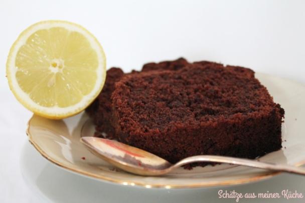 Saftiger Schokoladenkuchen Schatze Aus Meiner Kuche