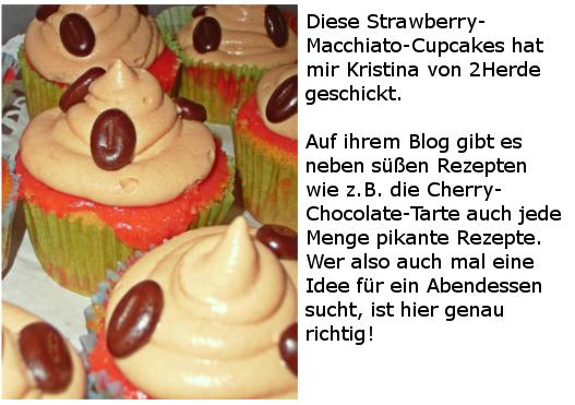 Strawberry-Cupcakes