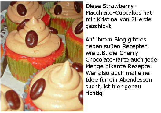 Strawberry-Cupcakes