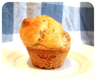 Mediterrane Mini-Muffins