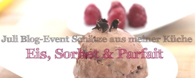 Banner Juli Eis, Sorbet & Parfait