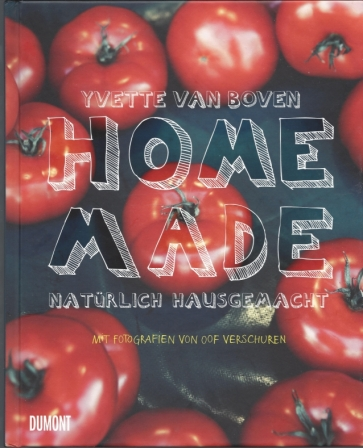 Cover Homemade Dumont-Verlag Yvette van Boven