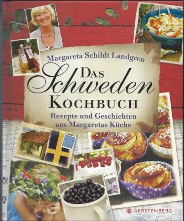 Buchcover Schweden Kochbuch