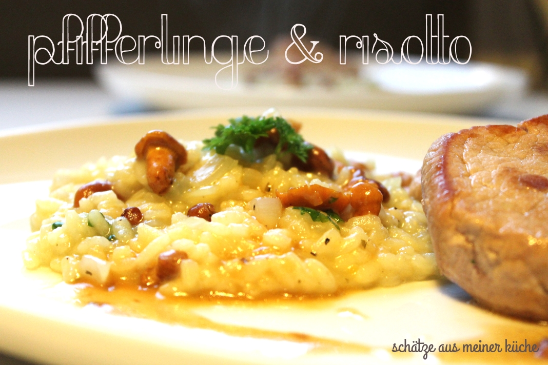 Pfifferlingrisotto