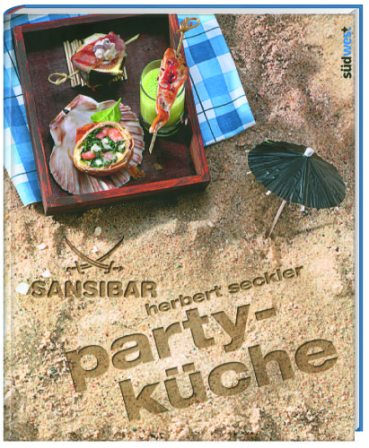 Buchcover Sansibar Strandküche