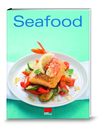 Cover Seafood Give-away Buch