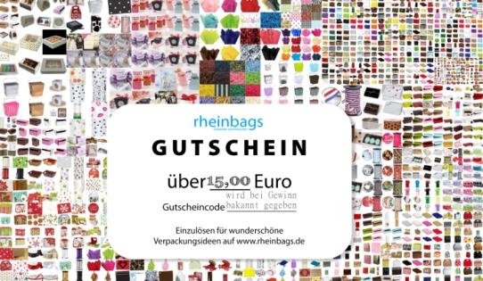 Gutschein Rheinbags