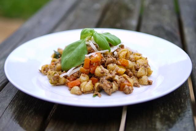 Eure Pasta Klassiker {Oktober Blog-Event} - Schätze aus meiner Küche