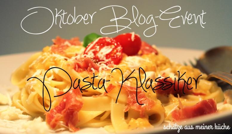 Pasta-Klassiker Banner