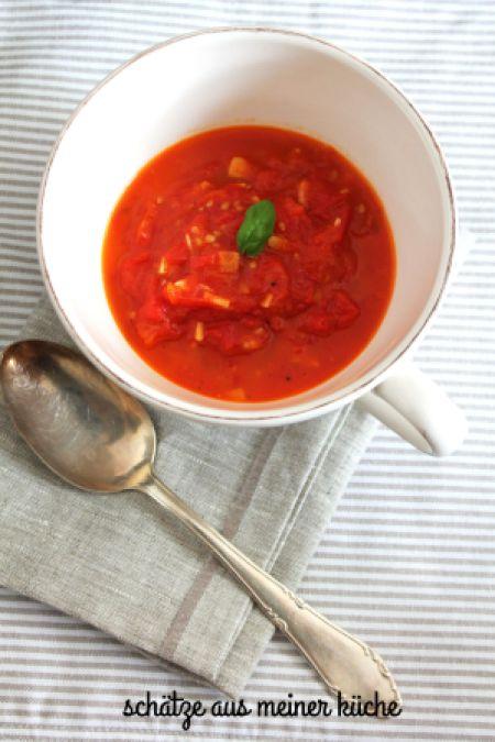 Tomatensauce für Pizza Leila Lindholm