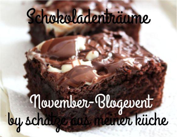Banner Schokoladenträume querformat