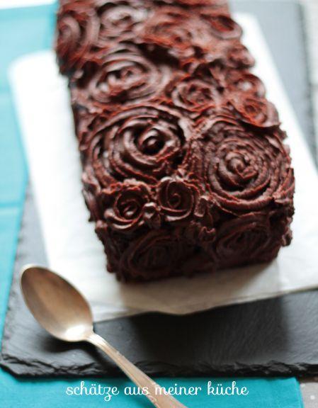 Schokoladen-Kaffe-Kuchen