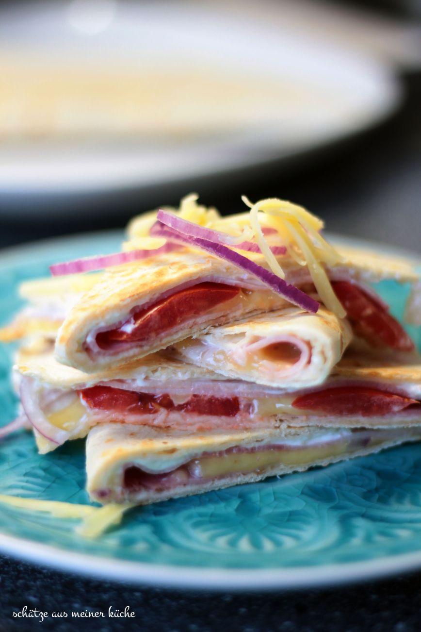 Quesadilla-Sandwich Tortilla Wrap Tortilla-Pizza