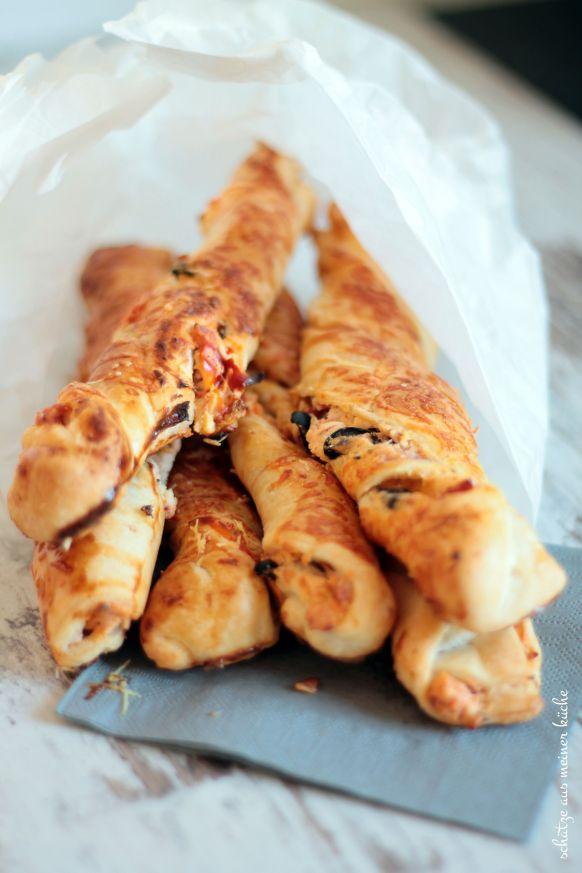 Griechische Brotstangen